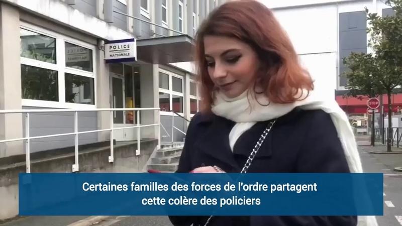 Un Policier Crie Son Ras Le Bol De Servir J'achète Mon Propre Matériel De Défense
