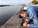 MyOneManBand with iPads Pokket Mixer and Loopseque on the River Schelde