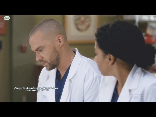 Grey's Anatomy 13x23 Maggie Reassures Jackson Season 13 Episode 23