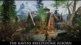 Skyrim SE Mods The Ravens Breezehome Reborn
