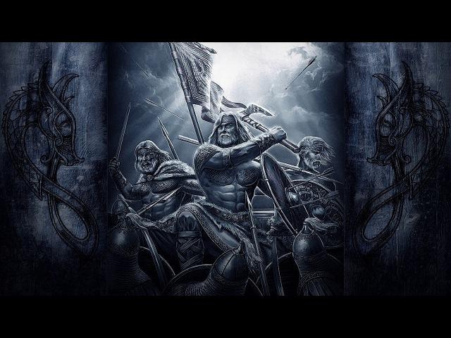 Grimner - Enhärjarkväde (Viking/Folk Metal)