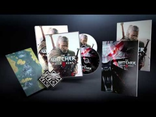The Witcher 3 The Wild Hunt • Standard's Edition Unboxing • FR • PS4 Xbox One PC