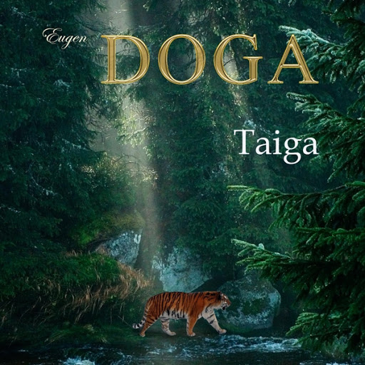 Евгений Дога альбом Taiga