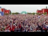 Реакция болельщиков на первый гол сборной России