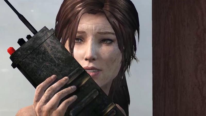 Tomb Raider 2013 прохождение Инженерный пульт и вызов самолёта