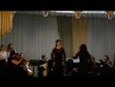 Отчётный концерт Вокального отделения Stabat mater