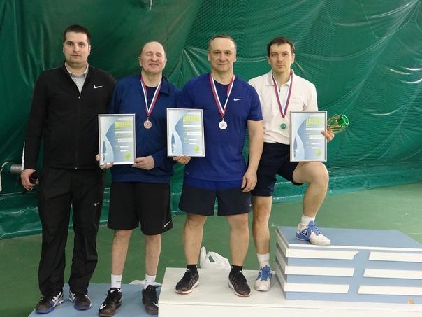 Зимнее первенство ТК «Чемпион». Мужчины и женщины, «Челенжер» и «Тур»