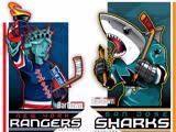 New York Rangers vs San Jose Sharks