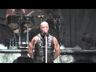 Rammstein - Wollt ihr das Bett in Flammen sehen? (29.06.2013 Helsinki, Rock The Beach Festival, Finland)