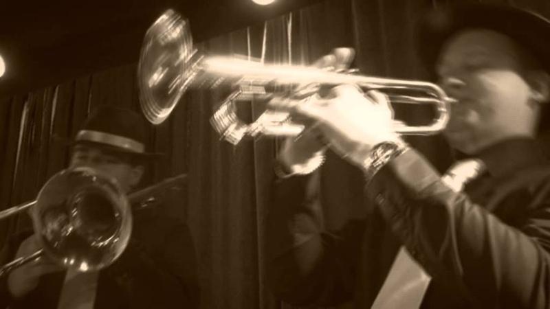 Олеся Гринфельд, Алексей Козлов и Fortuna Brass Band «The Flappers Time».