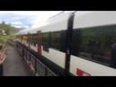 Взрослая железная дорога в Лозанне
