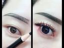 Hướng dẫn kẻ mắt và kẻ chân mày   Easy Eyeliner and Eyebrow Tutorial For Beginners   Part 2