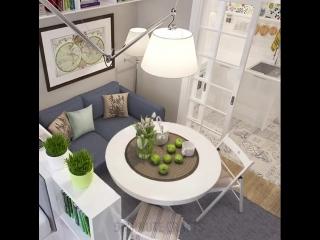 7 способов улучшить небольшую квартиру