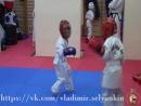 ALEKSASHKA SELYANKIN - taekwondo 5 26.01.2017