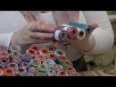 Вощеные нитки для ручной прошивки войлока кожи тканей подошвы ассортимент магазина Шкатулочка