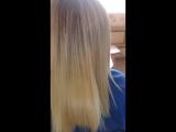 Ботокс волос для Нины