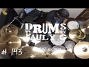 Iron Maiden 22 Acacia Avenue Drum Cover by Paul Gherlani