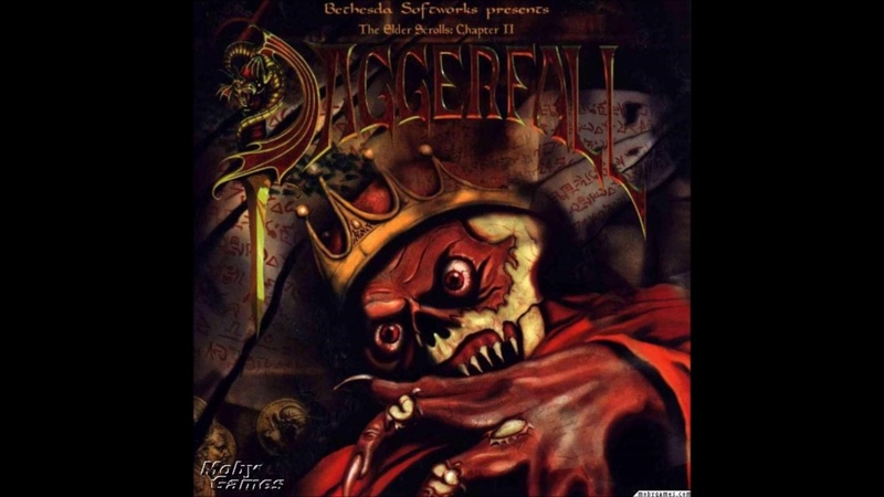 The Elder Scrolls II Daggerfall - Full Soundtrack OST COMPLETE