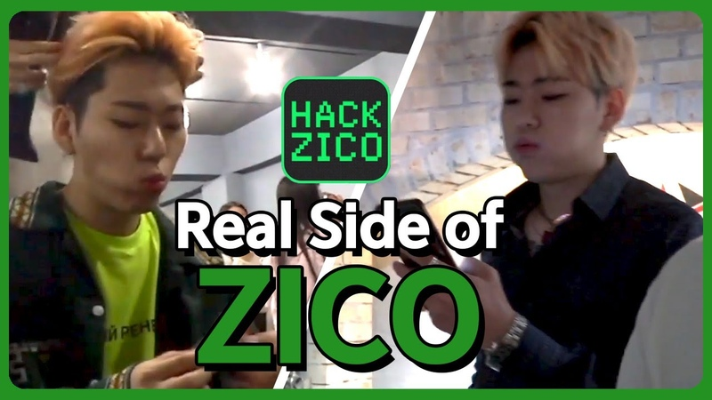 Block B Zico's Real House • ENG SUB • dingo kdrama