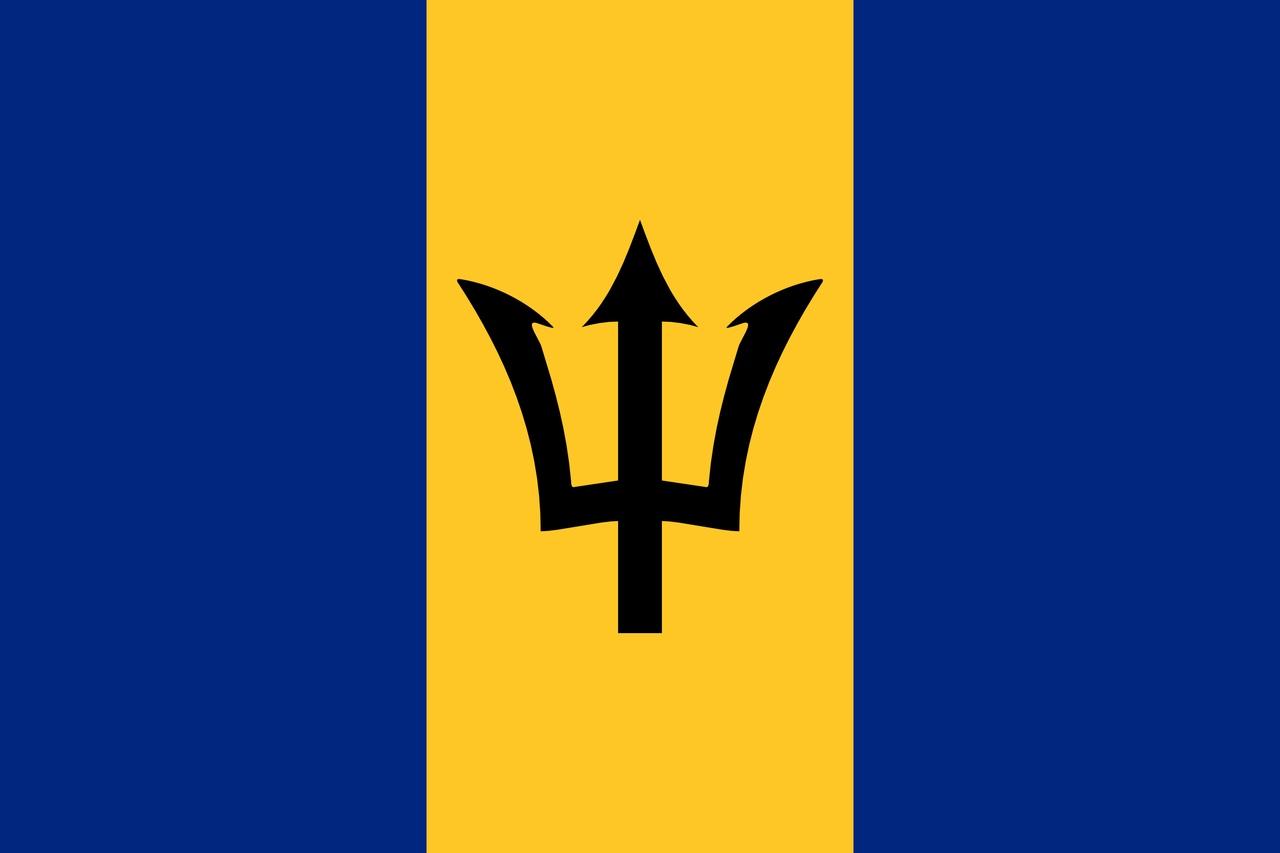 Флаг Барбадос