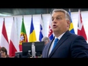 Hungary will not be a country of migrants - Viktor Orban's scathing address to European Parliament