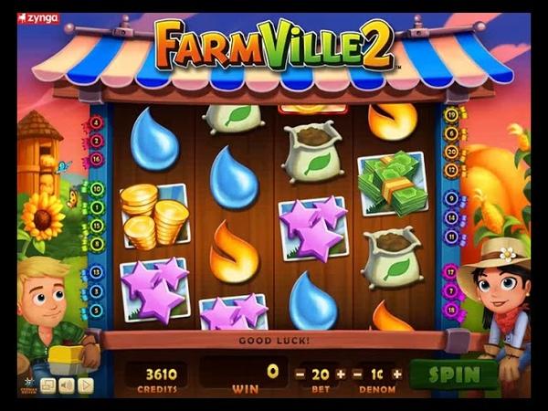 FarmVille2 Slot Game VINCITORE.CO