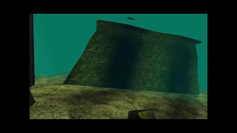 (Sega Dreamcast) Deep Fighter прохождение на Русском - миссия 19 (ГОРОД ПРЕДКОВ)