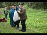 Песня в исполнении православных саам из финского Инари
