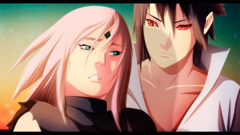 Sasuke x Sakura 「AMV」 - Just A Dream ❤SasuSaku❤