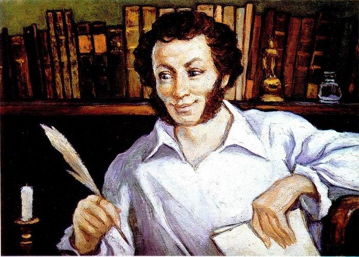 В России растет количество продаж сочинений Пушкина, вышедших