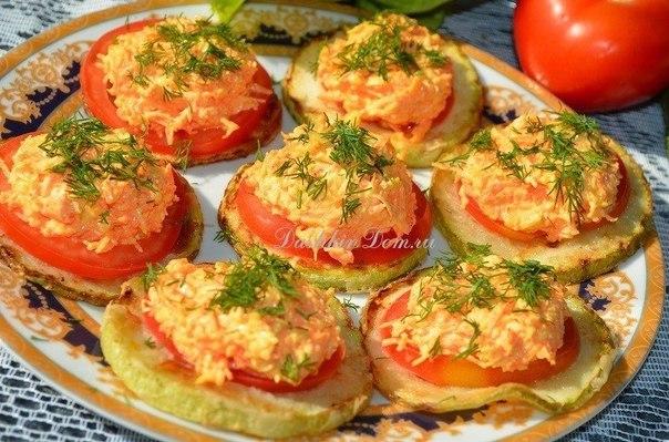 Закуска из кабачка, сыра и моркови ACQVzF-qPI4
