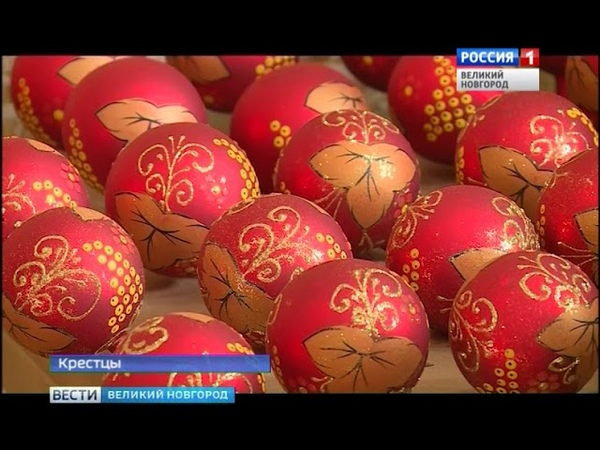 ГТРК СЛАВИЯ Фабрика Новогодних игрушек 13 11 18