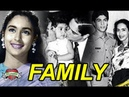 Nutan Family With Husband, Son Mohnish Bahl, Sister and Niece Photos
