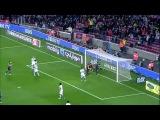 Обзор матча Барселона 2 - 0 Депортиво 09.03.2013 голы