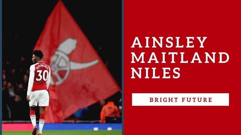 Ainsley Maitland Niles Bright Future 2017 18 HD