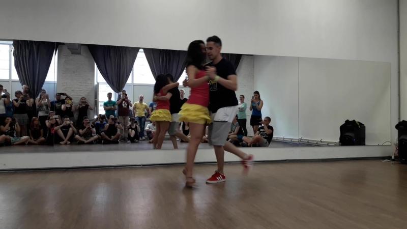 Forroaru-2 день-Витиньо и Памела (танец)