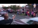 Более сотни розовых Cadillac проводили Арету Франклин в последний путь