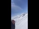 В горы