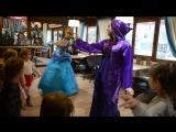 Золушка и Фея Крёстная_ хмельхаус_ танцы