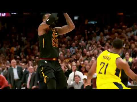 LeBron's Game Winner From Every Angle NBANews NBA NBAPlayoffs Cavaliers LeBronJames