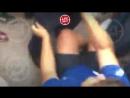 Жириновский п@здит пакостно заоравшего оппозиционерчика ногами