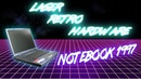 Ноутбук 1997 года LASER RETRO HARDWARE