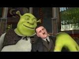 Hitler and Shrek?!?!?!? what!!!
