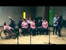 Qedeli community - Lekemba rom Damich'ires (Georgian folk song)