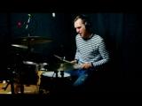 Drum solo by Ales Sobol. Practice 2018.