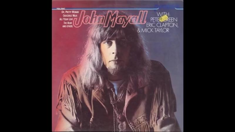 John Mayall with Peter Green_Eric Clapton_Mick Taylor