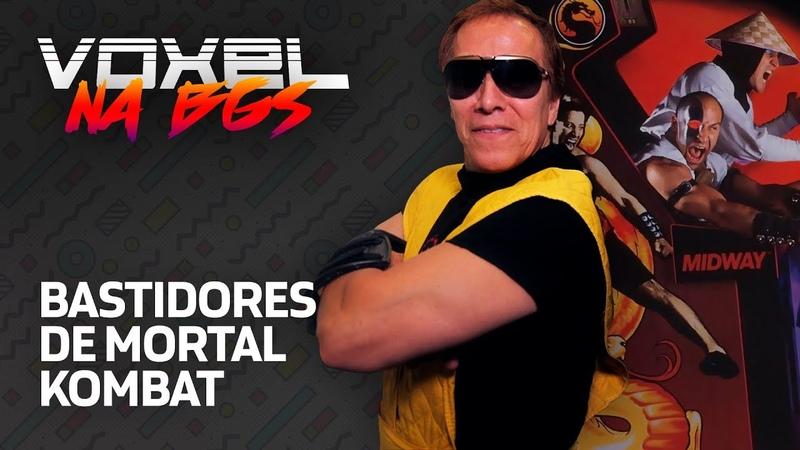 Mortal Kombat: bastidores, curiosidades e violência nos games - Entrevista com Daniel Pesina