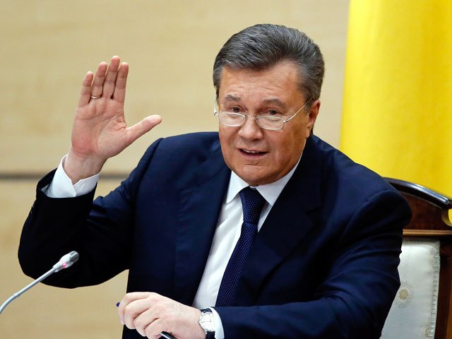 Виктор Янукович выступил с новым заявлением в Ростове-на-Дону