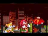 Sonic Exe The Spirits of Hell Round 1 I Все 3 Отдельных Путей