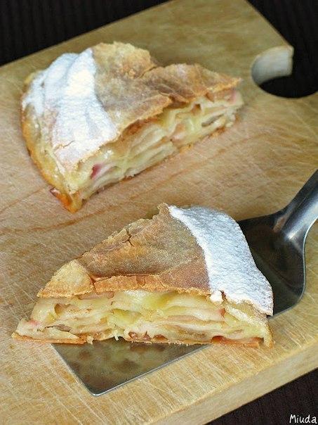 слоеный пирог рецепты с фото